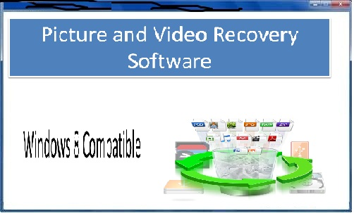 Picture and Video Recovery Software 4.0.0.32 full